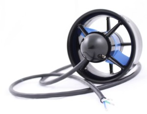 Le propulseur T100 de blue robotics